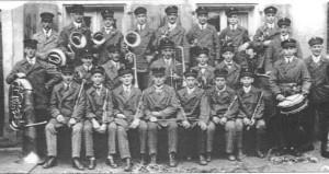 Zum 5 jährigen Gründungsfest im Juni 1924