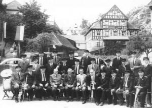 Die Aktiven im Jubiläumsjahr 1959