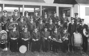 Aktive Musiker zum 50 Jähigen Jubiläum 1969